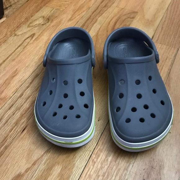 CROCS Shoes | Boys Crocs Size J | Poshmark